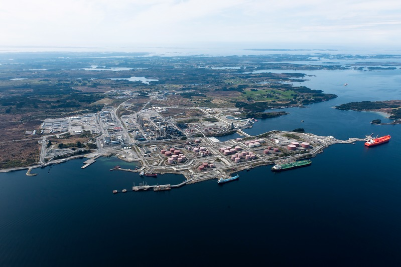 Contract with Statoil Mongstad