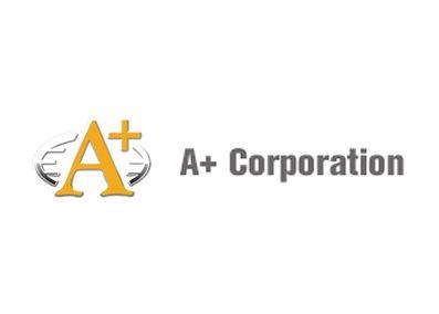 A + CORPORATION