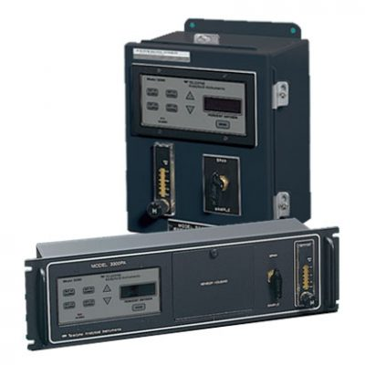 Series 3300 Trace and Percent Oxygen Analyzers