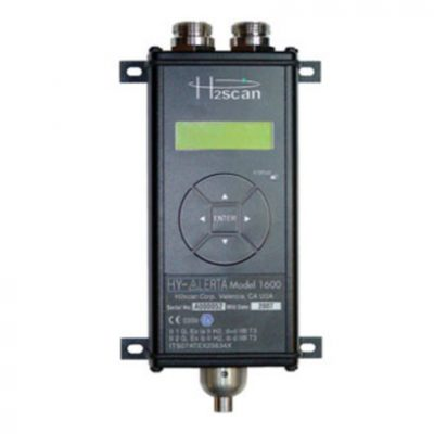 HY-ALERTA™ 1600 Intrinsically Safe Area Hydrogen Monitor