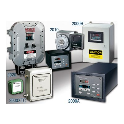 Series 2000 of Thermal Conductivity Analyzers
