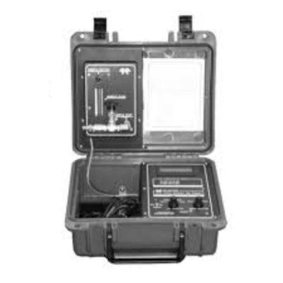 Model 2750 - Portable Gas Analyzer for Turbine Generators